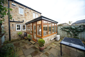 Wood Effect Conservatory romford
