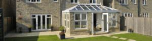 LivinRoom Conservatory with Roof Lanterns