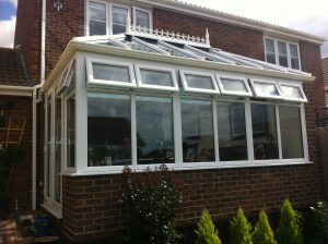 Double Hipped Edwardian Conservatory