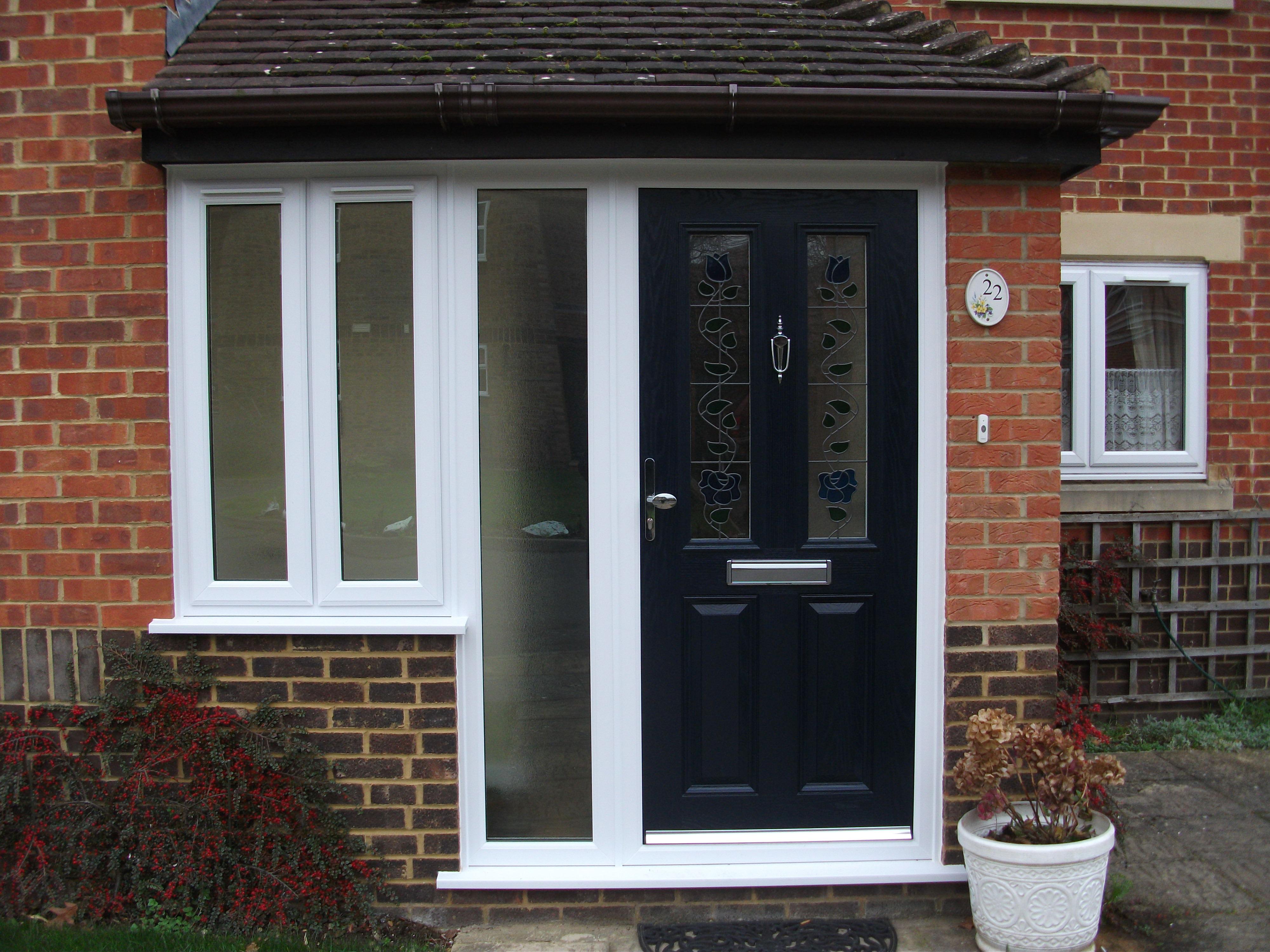 Front Door Cost Chigwell