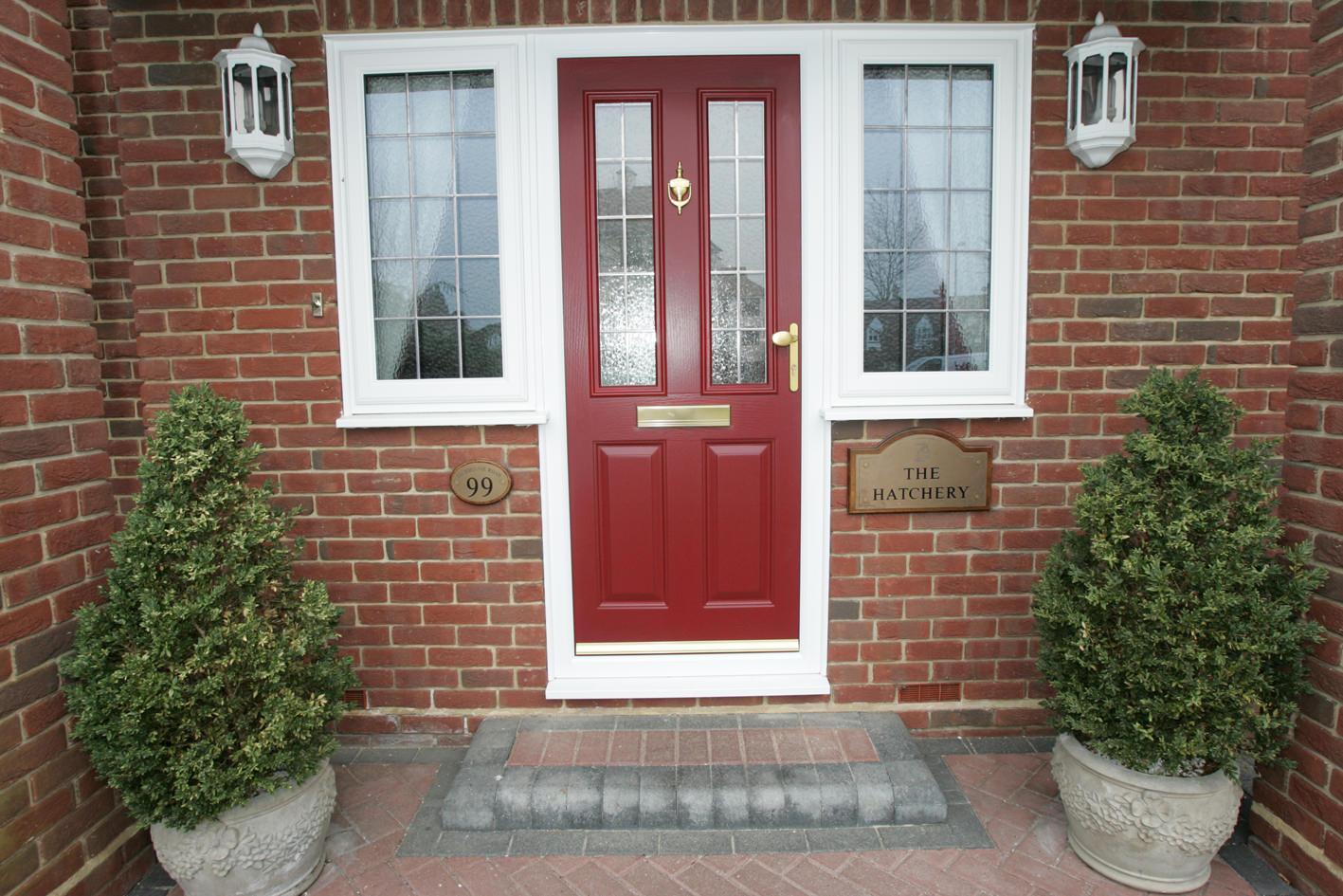 Chigwell Front Door