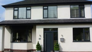 Anthracite Grey Windows & Door