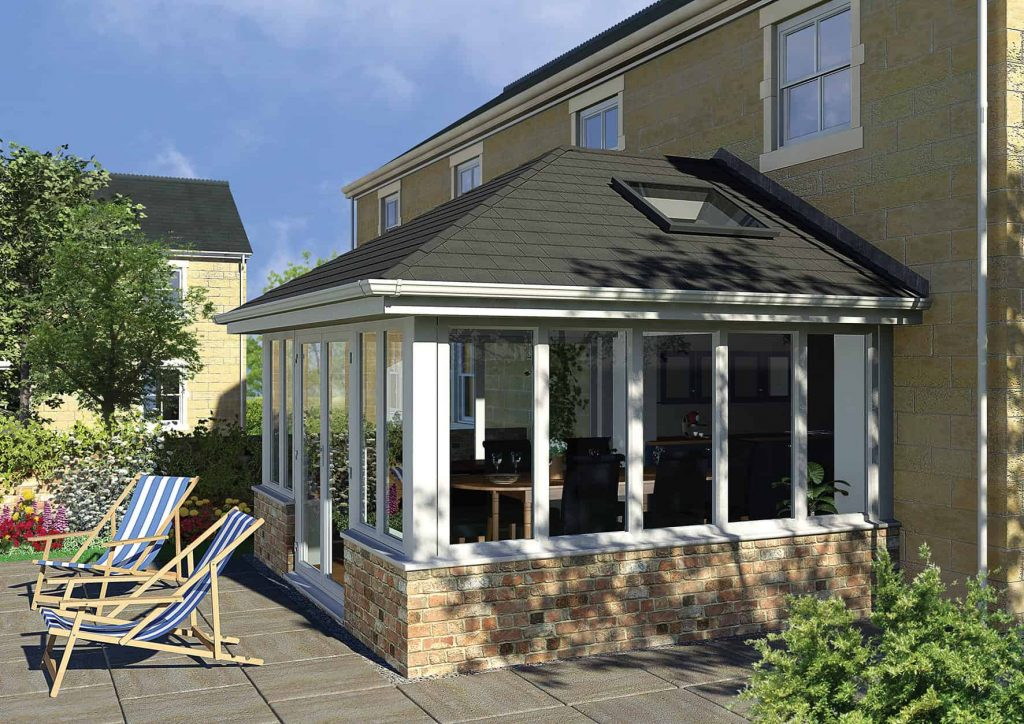 replace polycarbonate roof Romford
