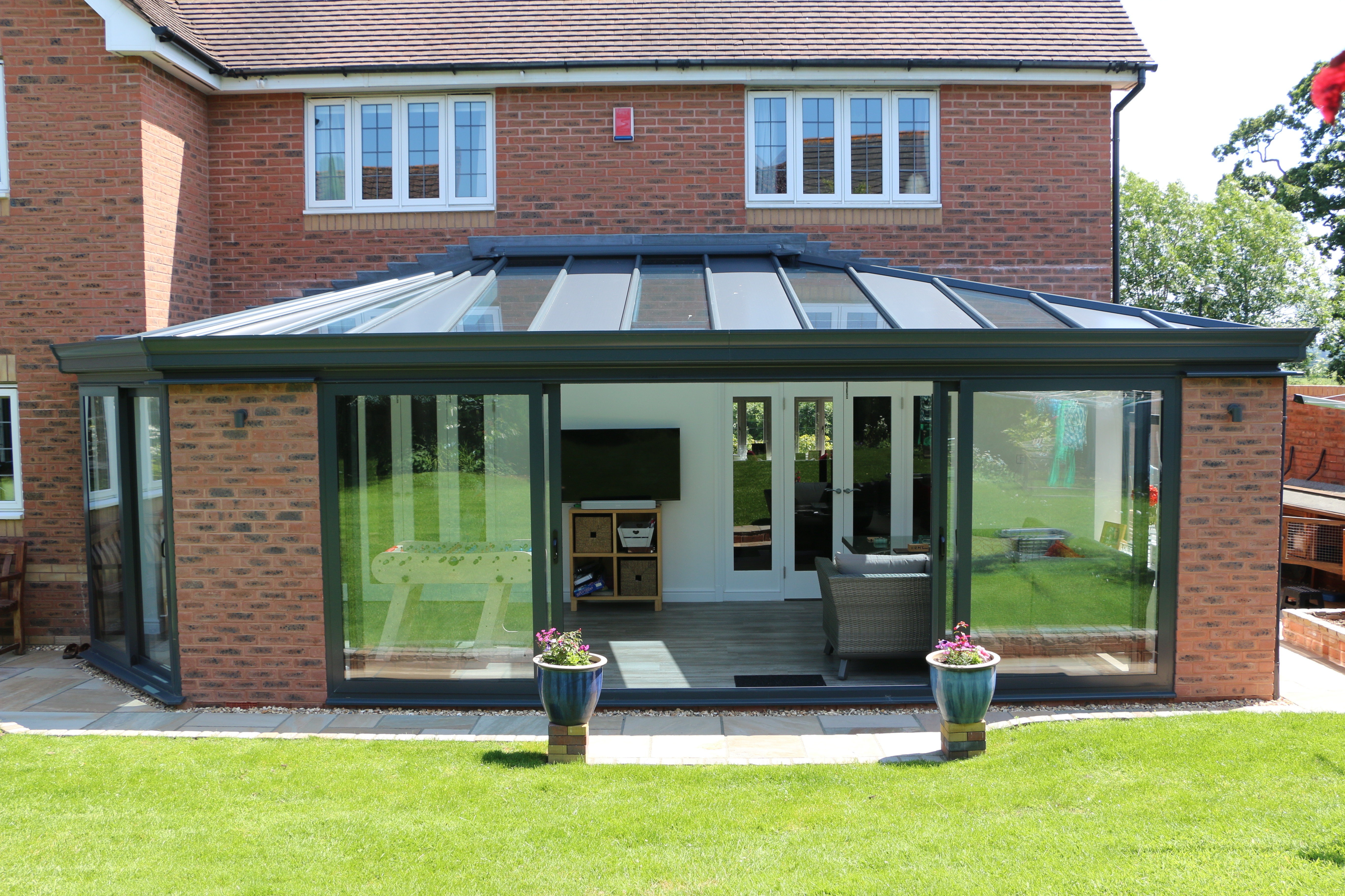 Lean-To Conservatories Essex